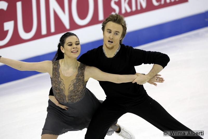 42 Elena Ilinykh and Ruslan Zhiganshin FD