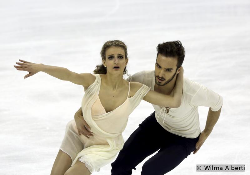 44 Gabriella Papadakis and Guillaume Cizeron FD