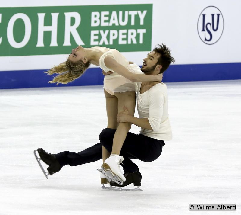 45 Gabriella Papadakis and Guillaume Cizeron FD