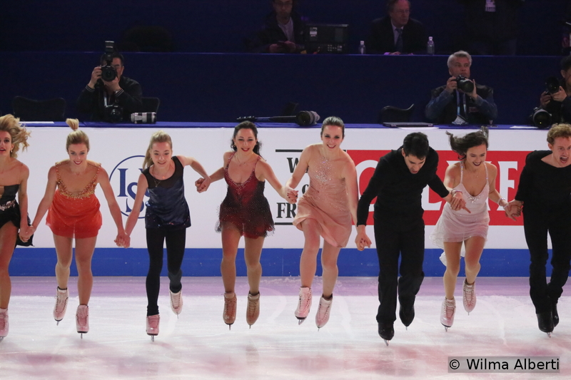 58 Worlds in Shanghai are over