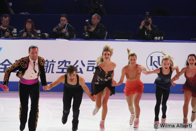 59 Worlds in Shanghai are over