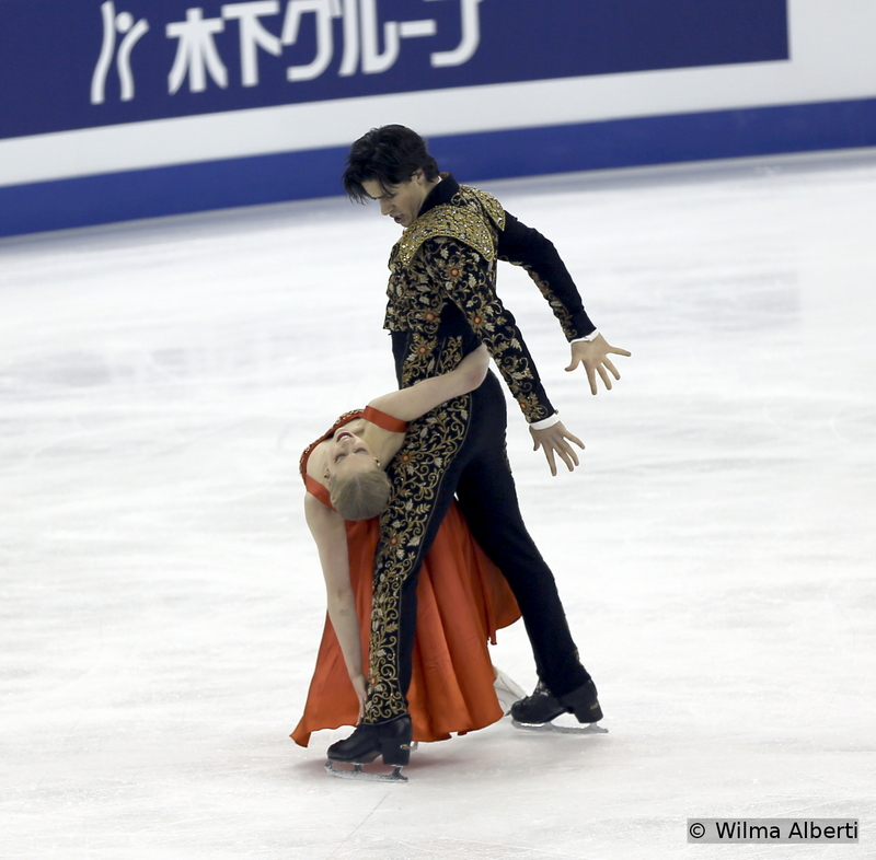 8 Kaitlyn Weaver and Andrew Poje SD