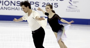 2015 Worlds: shall we dance? Glimpses from the dancers' practice in Shanghai