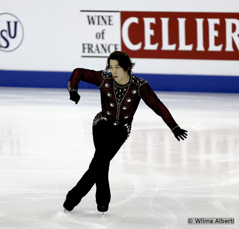 """Takahito Mura's sparkling SP to """"Carmen"""" has definitely been one of the highlights of the entire last season in the men's competition. The 24-year-old Japanese had started the season brilliantly, with gold at Skate Canada and bronze at NHK Trophy, but the rest of the season hasn't been that good: 5th at the Japanese Nationals, he only got a ticket to the Worlds after the retirement of Tatsuki Machida. In China, Mura had a disappointing performance in the short (he barely qualified for the free, ending this particular segment on the 23rd place), but he redeemed himself in the free, placing 16th overall."""