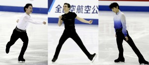 The men's event at 2015 Worlds: when stars collide