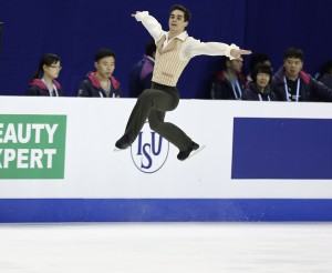 2015 Worlds: glimpses from the men's practice in Shanghai