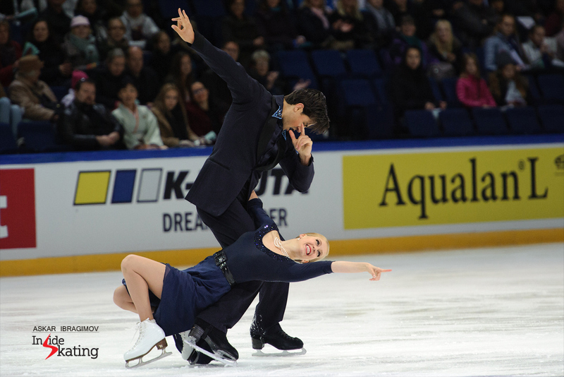 Kaitlyn Weaver and Andrew Poje SD (8)