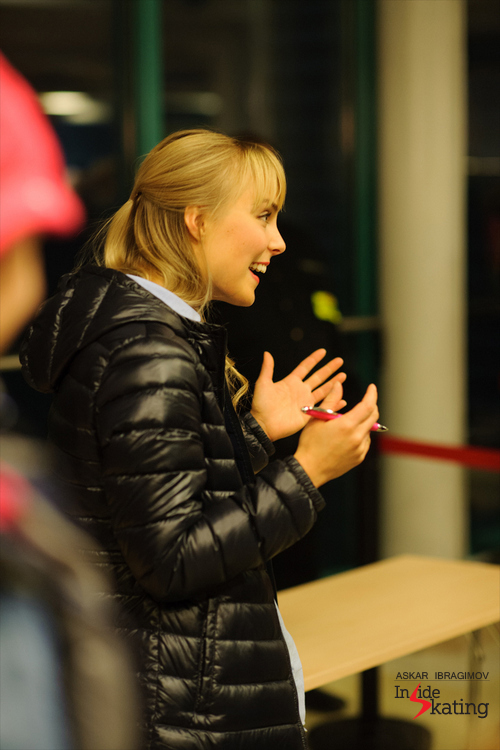 Kiira Korpi at 2015 Fin Trophy (2)
