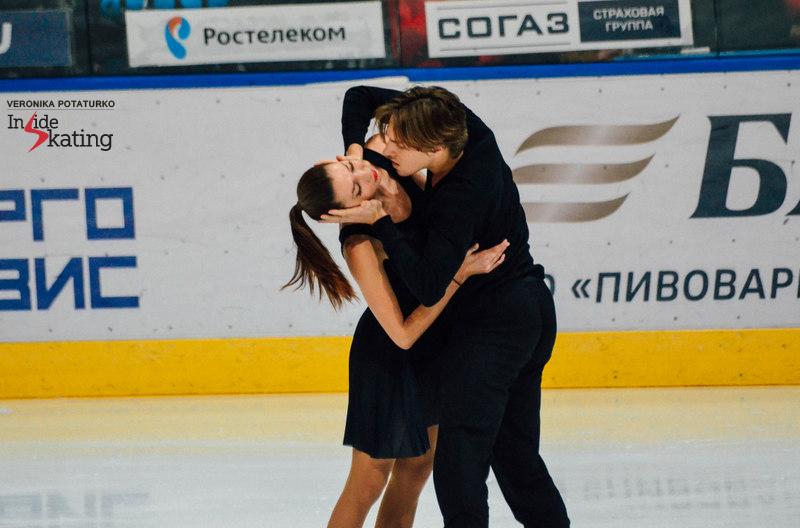 Ksenia Monko Kirill Khaliavin FS Minsk (3)
