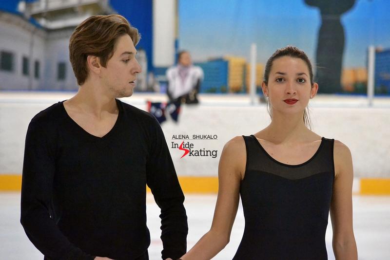 Serenity: Ksenia and Kirill at 2015 Ice Star