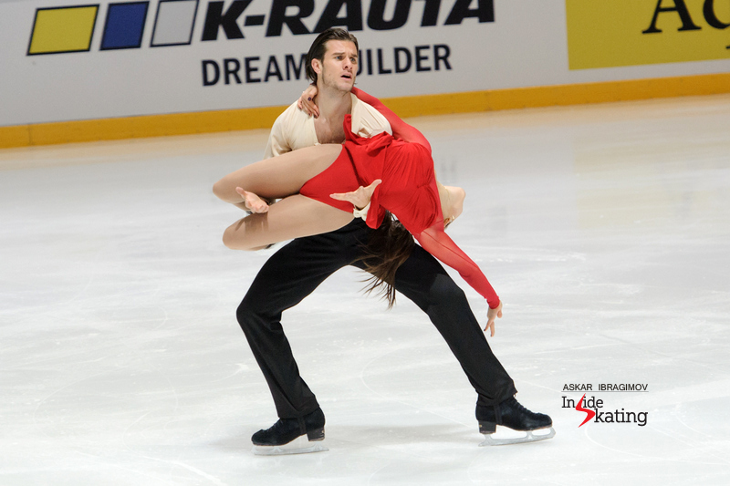Laurence Fournier Beaudry and Nikolaj Sorensen FD (3)