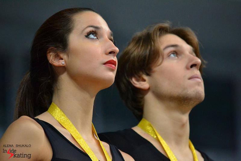 Russia's Ksenia Monko and Kirill Khaliavin are aiming high this season