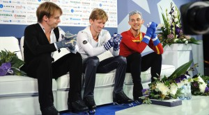 Photo Recap: The Men's Event at 2015 Finlandia Trophy