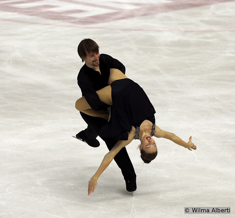 "With their free skate to Timo Lassy's songs (""Where's the Man"", ""The Good Life"", ""Teddy the Sweeper""), Finland's Olesia Karmi and Max Lindholm finished the free dance segment on the 2nd place – and won the bronze overall"