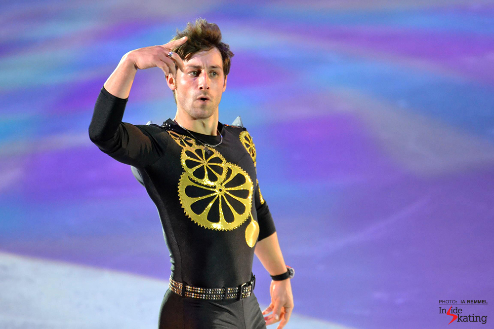 Brian Joubert Kings on Ice Tallinn (1)