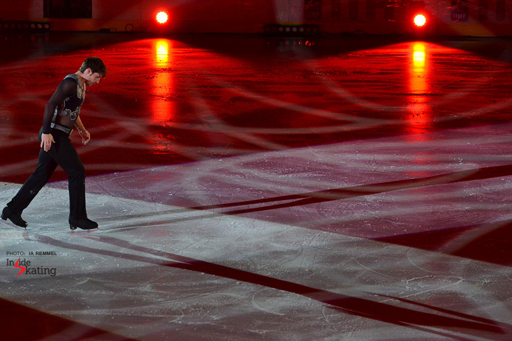 Brian Joubert Kings on Ice Tallinn (5)