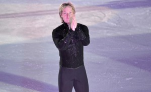 "The stars of 2010 Europeans returned to Tallinn for ""Kings on Ice"""