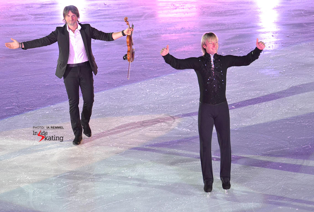 Evgeni Plushenko Kings on Ice Tallinn (2)