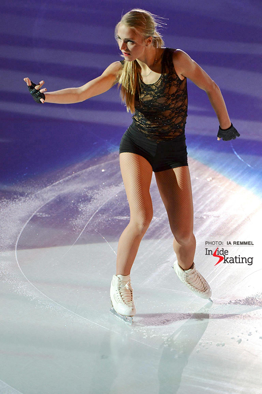 Johanna Allik Kings on Ice Tallinn (2)
