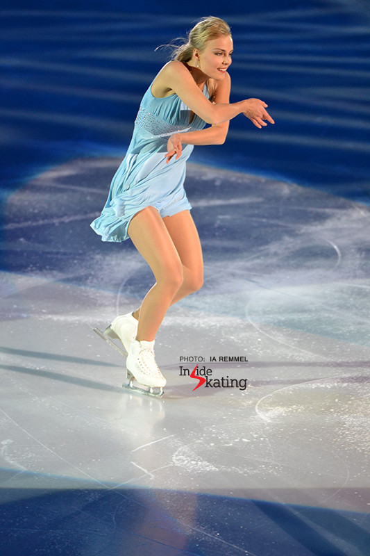 Kiira Korpi Kings on Ice Tallinn (5)