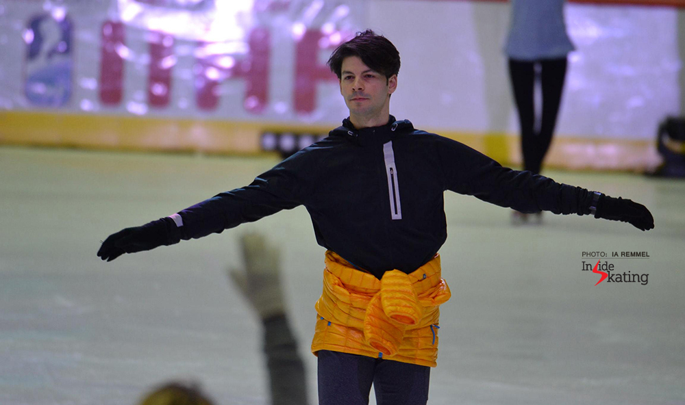Kings on Ice Rehearsals (10)