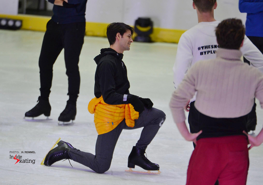 Kings on Ice Rehearsals (18)