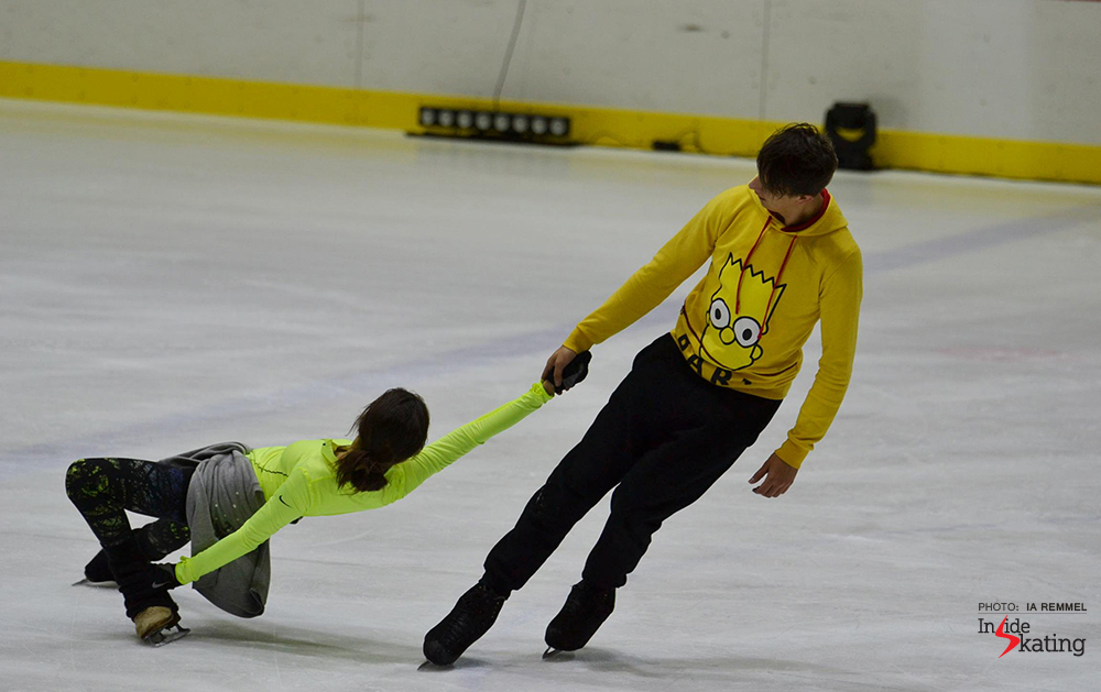 Kings on Ice Rehearsals (20)