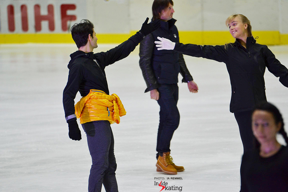 Kings on Ice Rehearsals (43)
