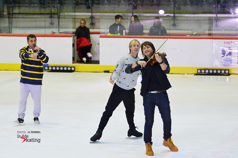 Kings on Ice Rehearsals (47)