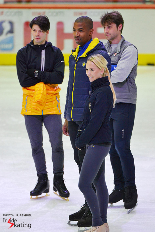 Kings on Ice Rehearsals (50)