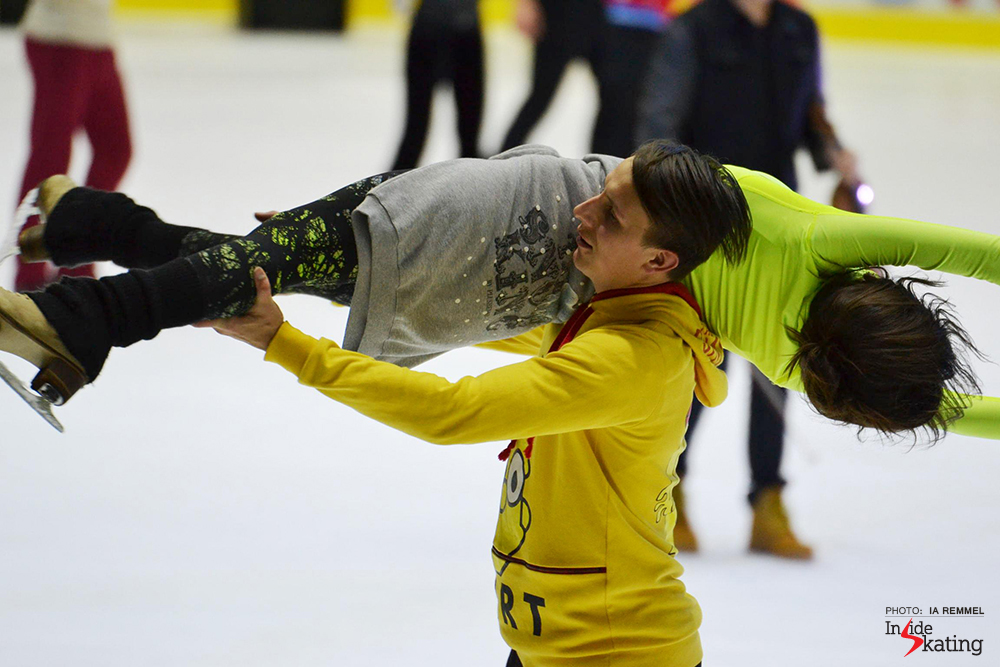 Kings on Ice Rehearsals (68)