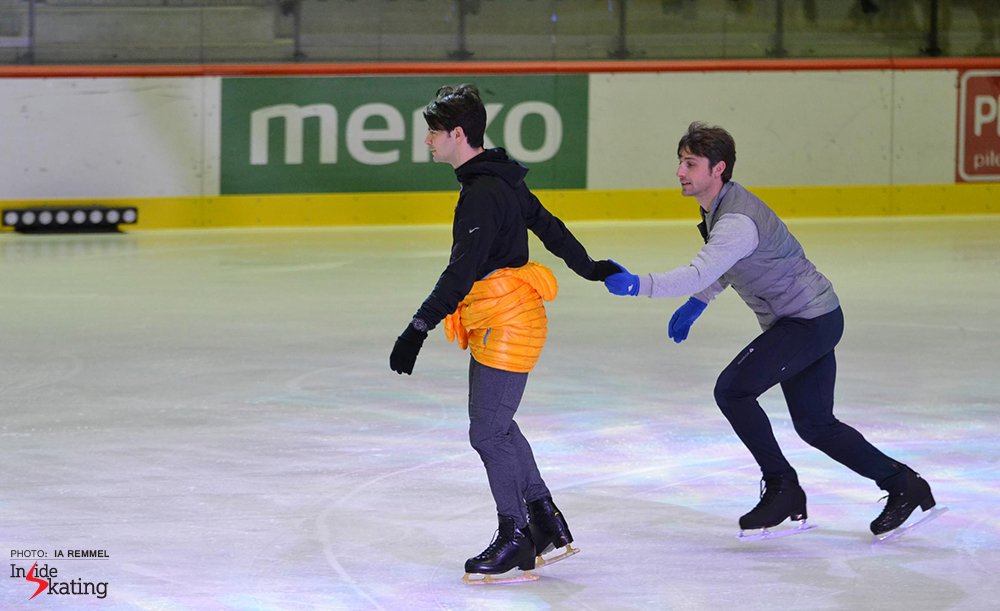 Kings on Ice Rehearsals (8)