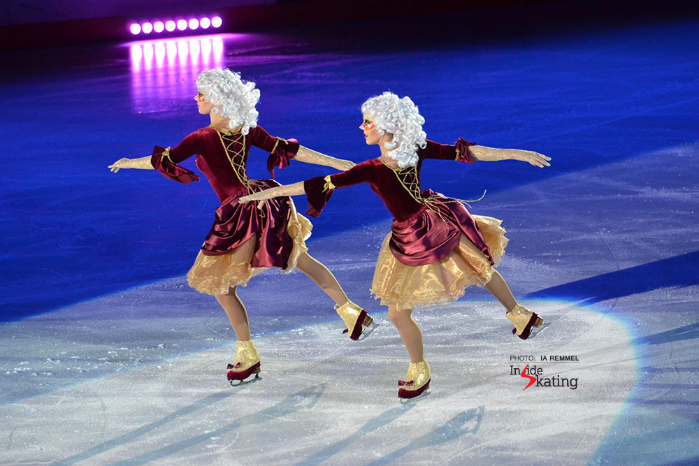 Kings on Ice Tallinn special numbers (18)