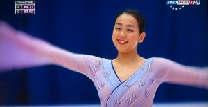 2015 Cup of China: Welcome back, Princess. Inside Skating gold medal goes to…