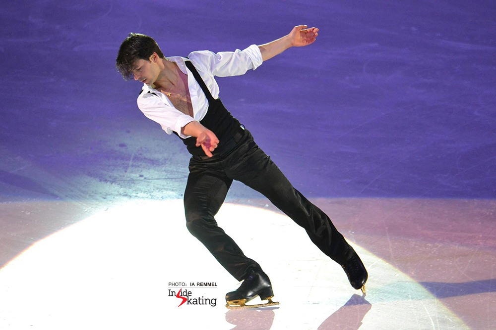 Stephane Lambiel Kings on Ice Tallinn (3)