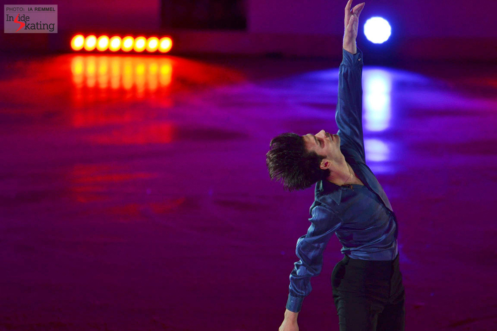 Stephane Lambiel Kings on Ice Tallinn (5)