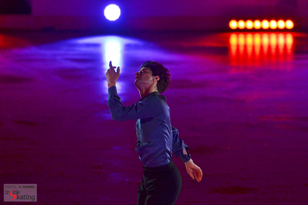 Stephane Lambiel Kings on Ice Tallinn (6)