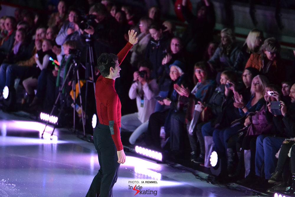 Stephane Lambiel Kings on Ice Tallinn (7)