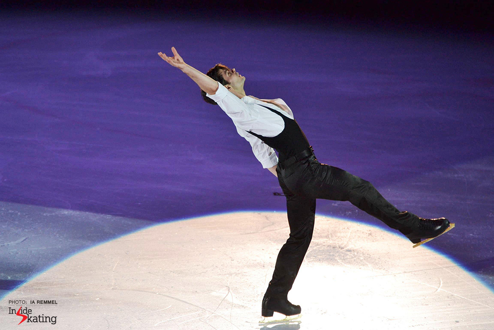 Stephane Lambiel Kings on Ice Tallinn