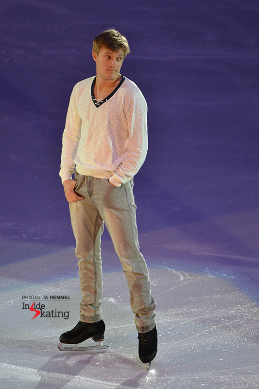 Tomas Verner Kings on Ice Tallinn