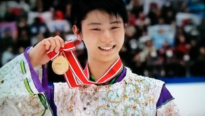 An out of this world Yuzuru Hanyu broke record after record in Nagano