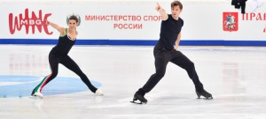 Ready, Steady, Skate! 2015 Rostelecom Cup is about to begin