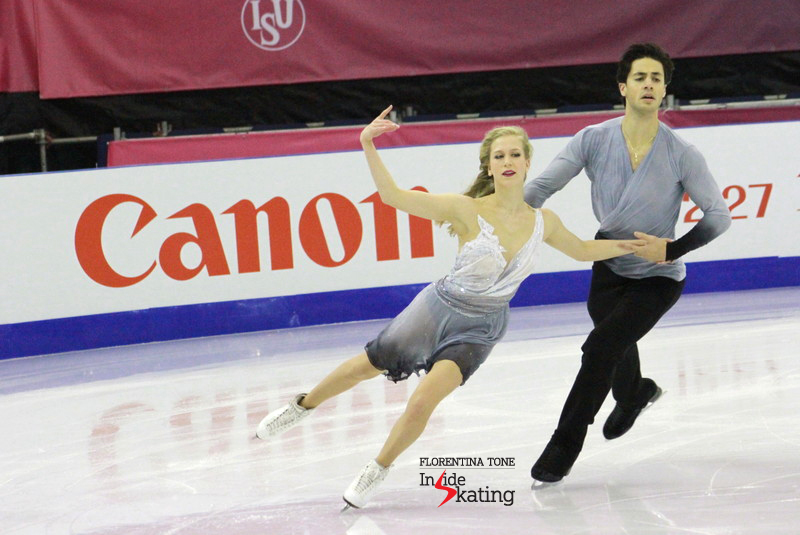 Ice dance practice 2015 Grand Prix Final (1)