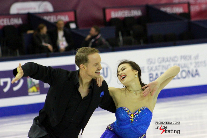 Ice dance practice 2015 Grand Prix Final (10)