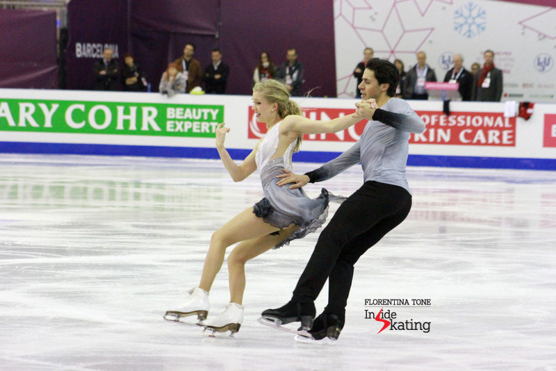 Ice dance practice 2015 Grand Prix Final (17)