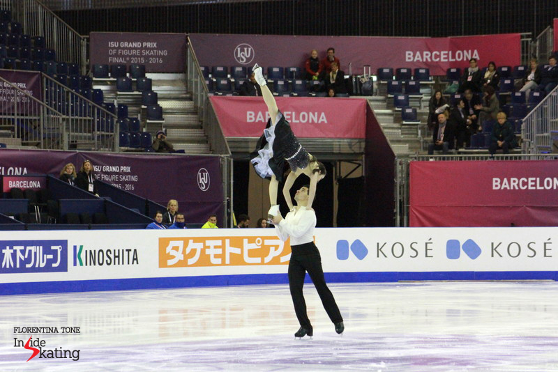 Ice dance practice 2015 Grand Prix Final (21)