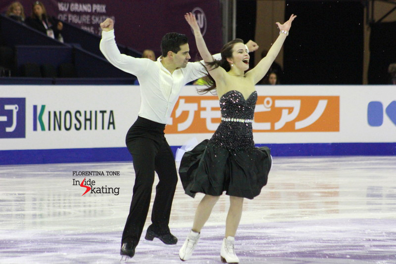 Ice dance practice 2015 Grand Prix Final (25)