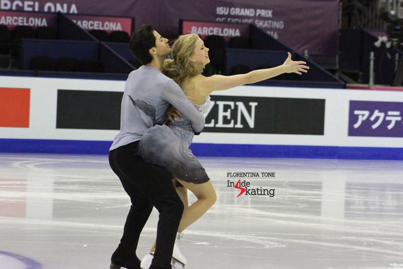 Ice dance practice 2015 Grand Prix Final (3)