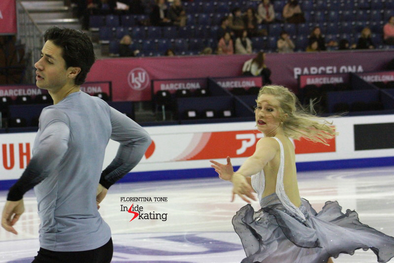 Ice dance practice 2015 Grand Prix Final (4)