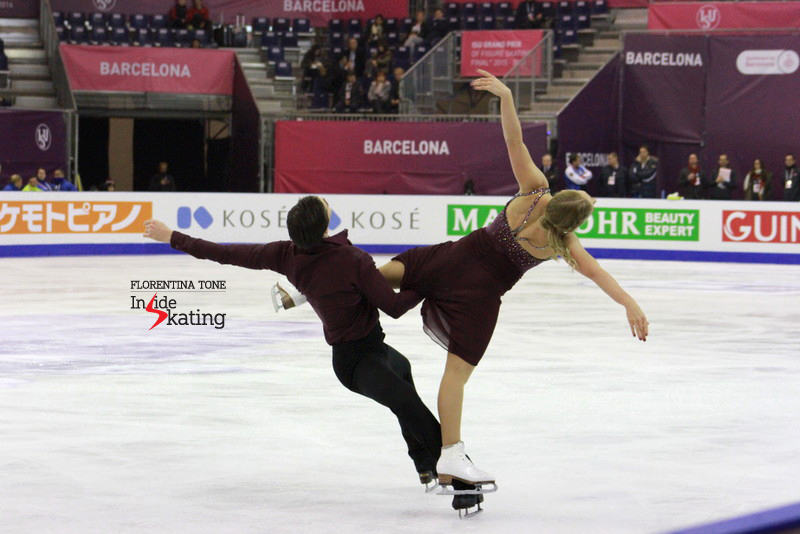 Ice dance practice 2015 Grand Prix Final (45)